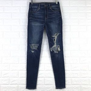 American Eagle Jeans High Rise Jegging 4